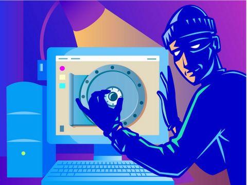 Robo de identidad en internet