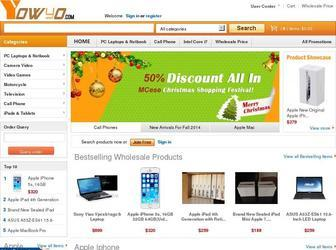 yowyo.com tienda online fraudulenta