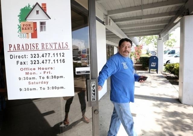 agencias de renta de viviendas