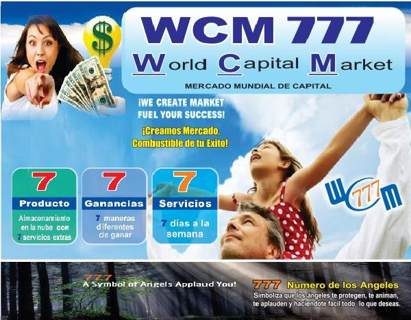 fraude de wcm777 world capital market