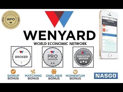 Wenyard estafa en supuesto juego de bolsa de valores